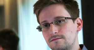 Edward J. Snowden, the fugitive former US security contractor, has sought asylum in a host of countries, including Ireland, according to the anti-secrecy group Wiklileaks. Photograph: REUTERS/Glenn Greenwald/Laura Poitras/The Guardian.
