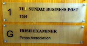 The Sunday Business Post successfully emerged from the examinership process last month. Photograph: Brenda Fitzsimons / IRISH TIMES