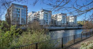 Clancy Quay, a new development of 420 apartments on the site of the former Clancy Barracks, sold for €82 million in April