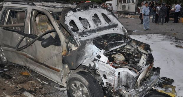 At least 45 people killed in Iraq bombings