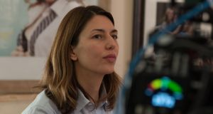 As a child, growing up in her father's home in the Bay Area, Sofia coppola would have met many of the era's great movie stars.