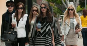 The Bling Ring examines a group of wealthy Los Angeles teenagers who, in 2008 and 2009, broke into the homes of celebrities such as Paris Hilton and Lindsay Lohan. It's a bizarre tale.