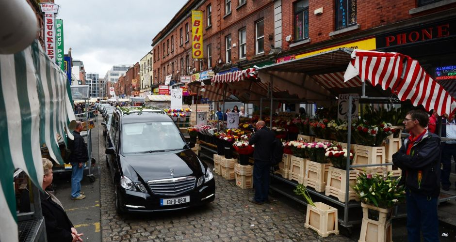 Farewell to the Queen of Moore St