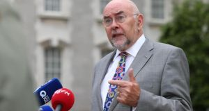 "Minister for Education Ruairí Quinn: ""Since the foundation of the State and even going back before then a partnership has existed between the State and school providers and educators."" Photograph:  Niall Carson/PA Wire"