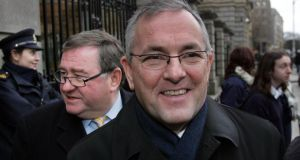 Chair of the Public Accounts Committee, John McGuinness
