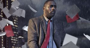 Idris Elba returns to our TV screens as the eponymous Luther. Photograph: Steven Neaves.
