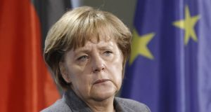 Angela Merkel: supports Turkish entry as chancellor while opposing it as party leader
