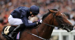Jospeh O'Brien and Declaration of War will be looking to add the Coral Eclipse at Sandown to the CV.