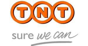 TNT Express Ireland said it reduced its costs by 8.6 per cent in 2012.
