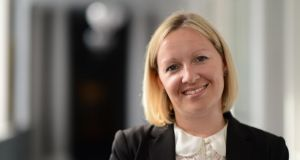Minister of State for European Affairs Lucinda Creighton: suggested amendments to the suicide clause would radically change the complexion of the planned law. Photograph: Cyril Byrne