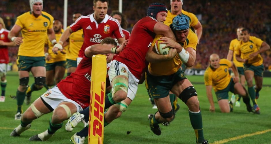 Lions victorious over Wallabies