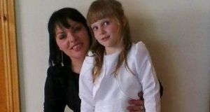 Jolanta Lubiene and her daughter Enrika (8) who were found dead at their rented home in Killorglin on June 16th.
