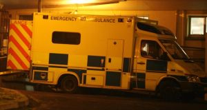 The ambulance  service is currently being reconfigured