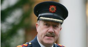 Garda Deputy Commissioner Martin Callinan: attended the launch of a guide for those making victim impact statements