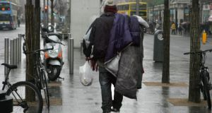 The longer a young person remains homeless the more difficult it becomes for them to exit out homelessness the first ever Irish longitudinal study on the topic has found. Photograph: Cyril Byrne/The Irish Times