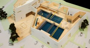 The €15 million Beaufort laboratory will house a national ocean energy test facility