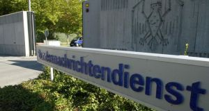 The Snowden affair has made  German politicians more concerned regarding what  information the Germany's intelligence agency Bundesnachrichtendienst (BND) releases to them. Photograph: Alexandra Winkler/Reuters
