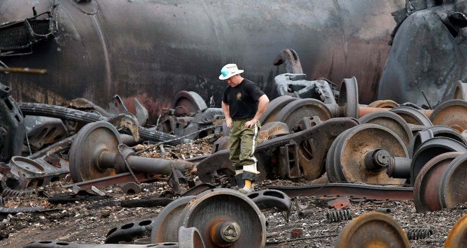 Recovery begins in Lac-Megantic