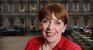 Róisín Shortall criticised the Government for a 'lack of any generosity or collegiality' on the abortion legislation. Photograph: Alan Betson/The Irish Times