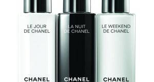 Chanel Le Jour and Le Nuit, €75 each; Le Weekend €90