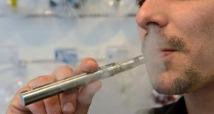 "E-cigarettes: ""A case can be made for them, certainly, but there are downsides, including the renormalisation of cigarettes"""