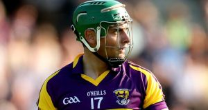 Wexford's Keith Rossiter is named at centre back to face Clare at Semple Stadium on Saturday. Photograph: Inpho