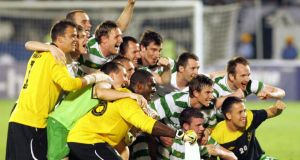 While Irish clubs received no compensation from Uefa for the release of players, Shamrock Rovers were paid €1.3 million in respect of their participation in the 2011/12 Europa League.