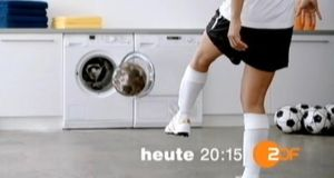 German public broadcaster ZDF has denied charges of sexism over an advertisement for the European women's soccer championship
