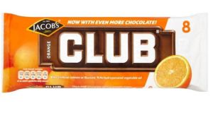 """'Orange Club Biscuits'. This was a more grabby subject line in response to last week's column than the typically inscrutable 'today's article', which gives no clue as to whether the email contains a bouquet, a hand grenade or something neutral."""