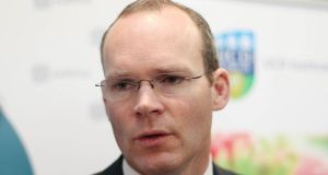 "Minister for Agriculture and Food  Simon Coveney: ""We acted quickly and swiftly and with absolute priority to get to the bottom of the horsemeat crisis which became a European crisis very, very quickly."" Photograph: Niall Carson/PA Wire"