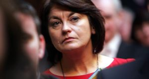 Fidelma Healy-Eames was one of two Fine Gael senators to defy the party whip on the legislation