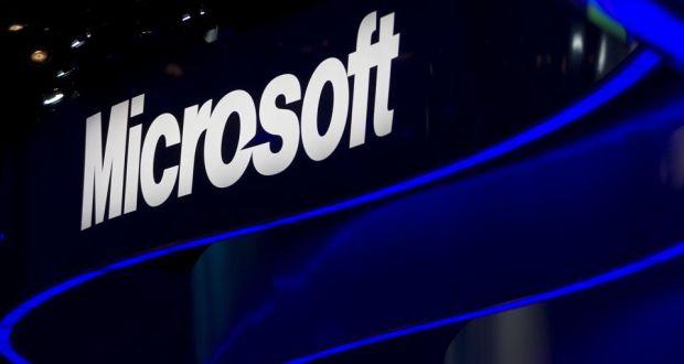 Microsoft tops Irish exporters list