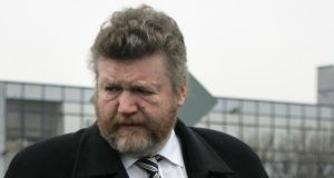 Earlier this month Minister for Health James Reilly announced  cuts in payments to GPs of about 7.5 per cent.