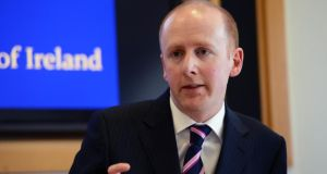 "Insolvency Service of Ireland director Lorcan O'Conor said the service  will have to start authorising Pips and intermediaries by the end of July to have a ""critical mass"" in place by mid-August. Photograph: Eric Luke"