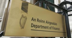 The Department of Finance said today the State has drawn down 91 per cent of funding available under the bailout.