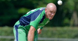 Trent Johnston: looks a perfect fit for a coaching role with Ireland.