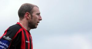 Owen Heary: wants Bohemians players to dig deep.