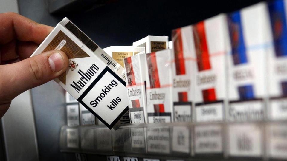 Cheap cigarettes Next Houston