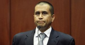 Florida free: George Zimmerman in court in Sanford, Florida. He was acquitted of both the murder and the manslaughter of an unarmed black teenager, Trayvon Martin, in Florida, and the verdict sparked protests across the US. Photograph: Gary W Green/Reuters