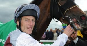 Johnny Murtagh can keep up his fine record in the Darley Irish Oaks on the French-trained Chicquita.