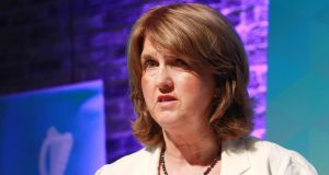 Minister for Social Protection Joan Burton: her department paid a total of €25 million in 2012 for medical certs