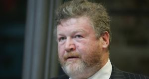 A meeting of the National Association of GPs heard today that the welfare of poorest and most vulnerable patients in the State is being put at risk as the Minister for Health James Reilly continues to take funding out of GP services. Photograph: Alan Betson/The Irish Times