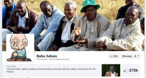 Pseudonymous blogger Baba Jukwa – which means Father Jukwa in the Shona language – says he is a senior Zanu-PF party insider who has become disillusioned with the former liberation movement.