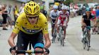 There were rational explanations for Froome's superlative climbing performances in this year's Tour de France. Photograph: Reuters