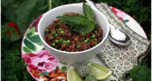 Indian mince