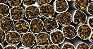 Tobacco smuggling is estimated to cost the State up to €250 million a year. Photograph: Daniel Acker/Bloomberg News