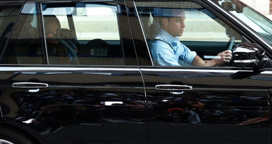 British prince leaves hospital