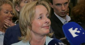 Ireland East MEP Nessa Childers has said she will contest next year's European elections as an independent rather than Labour candidate. Photograph: Cyril Byrne/The Irish Times.