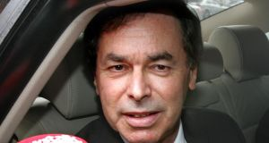 Minister for Justice  Alan Shatter who said today it was  a 'great cruelty' thatwomen cannot have an abortion in Ireland in cases of fatal foetal abnormality. Photograph: The Irish Times