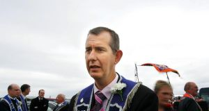 Edwin Poots: no date set for results of consultation. Photograph: Kate Geraghty
